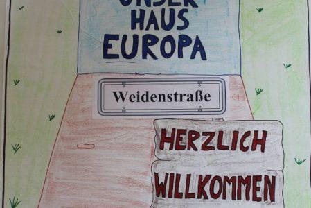Unser Haus Europa
